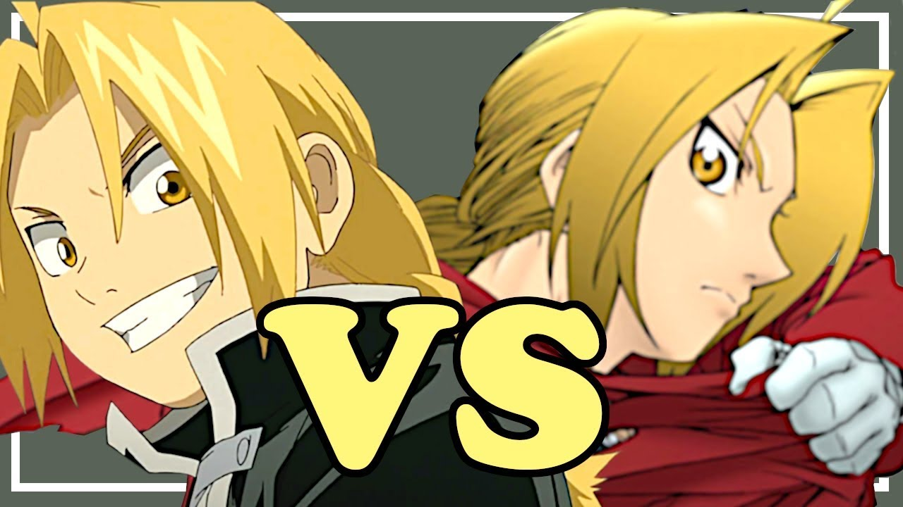 Download Fullmetal Alchemist VS Fullmetal Alchemist Brotherhood - Part 1 | Comparing FMA's Anime and Manga