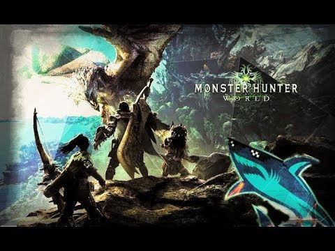 -GMV- MONSTER HUNTER WORLD -fot the glory- thumbnail