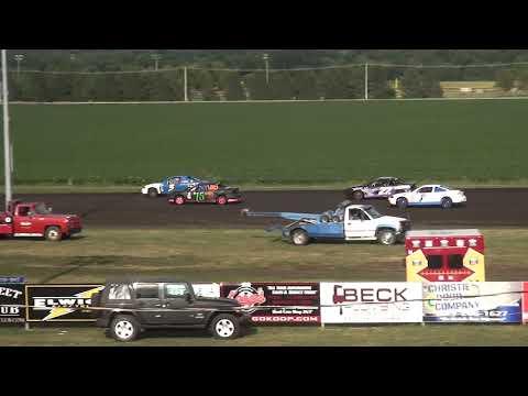 Sport Compact Heat Benton County Speedway 8/11/19