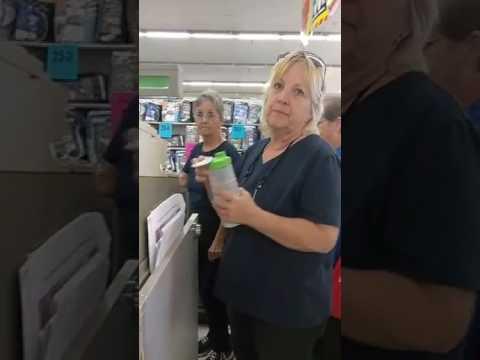 Racism in tulsa,ok at Kmart