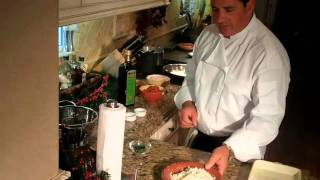 "Orestis' Kouzina ""a Greek Holiday Dinner With Chef Oh"" ~ Lamb Shanks"