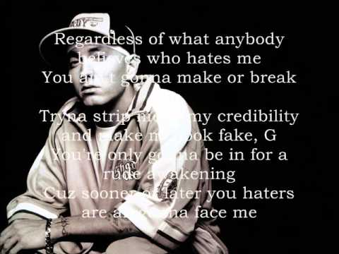 Eminem ft 50 Cent, Nate Dogg  Never Enough Lyrics