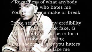 Eminem ft. 50 Cent, Nate Dogg - Never Enough Lyrics