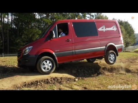 Model When Your Work Takes You Far From The Bitumen, This Fourwheel Drive Sprinter Proves A Surprisingly Capable Companion By A Comfortable Margin, The MercedesBenz Sprinter Dominates Sales In Australias Large Van Market Benz Offers