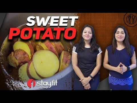 WEIGHT WATCHERS: Don't Ignore This Lovely Vegetable Baked Sweet Potato   Ramya