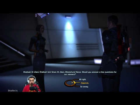 Mass Effect - 48 - Ship Inspection and Inteviewed
