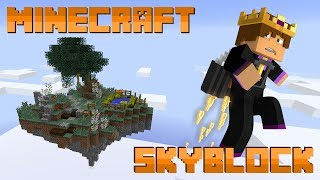 Minecraft: Skyblock Server #8 - EPIC COBBLESTONE GENERATOR!