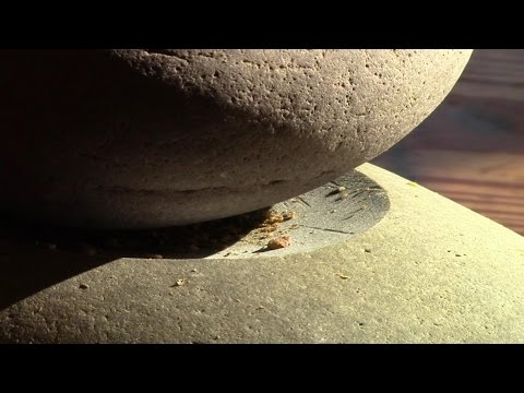 How To Make Your Own Stone Pestle And Mortar (It's Surprisin