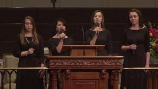 His Life for Mine given by Crown Ladies Quartet