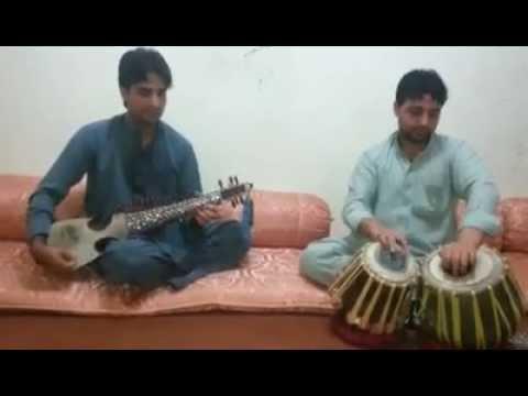 Ustad Zarjan Rabab and Abdullah Dabla- Idian Song...