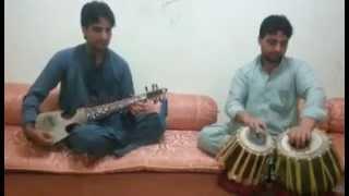 Ustad Zarjan Rabab and Abdullah Dabla- Idian Song Sagar Se Gehra Hai Pyar Hamara