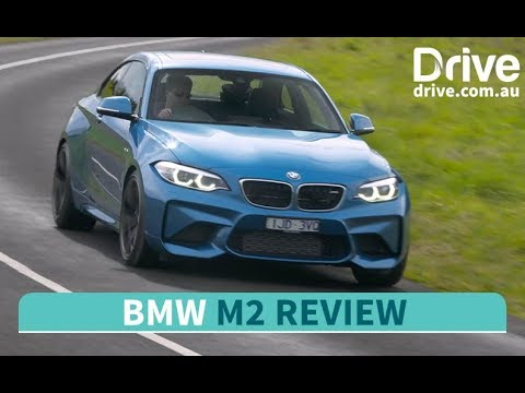 2018 BMW M2 Road Test Review | Drive.com.au