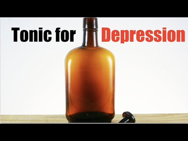 Natural remedy for depression and anxiety