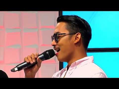 Hael Husaini & Dayang Nurfaizah - Haram (live) | Pop Express