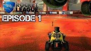 Rocket League Season Mode Season 1 | The Begining | EP1