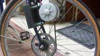 Bicicletta Elettrica Video Manuale Gratis EBE Kit Electric Bike FREE Video User Manual