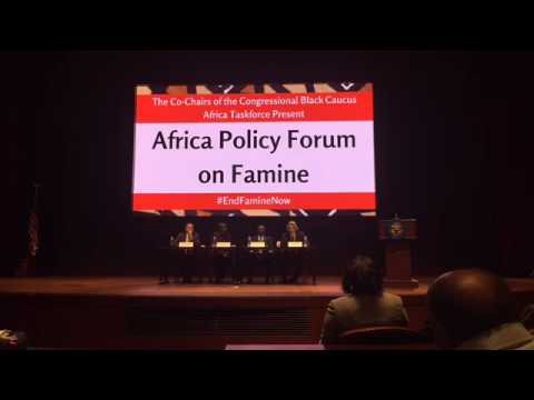 CBC Africa Taskforce Hosts Africa Forum on Famine