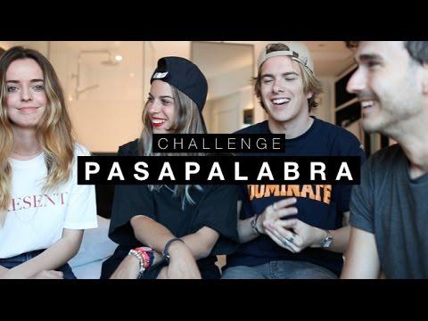 PASAPALABRA DE YOUTUBERS | ft. Alex Puértolas, Marta Riumbau & Eider Paskual