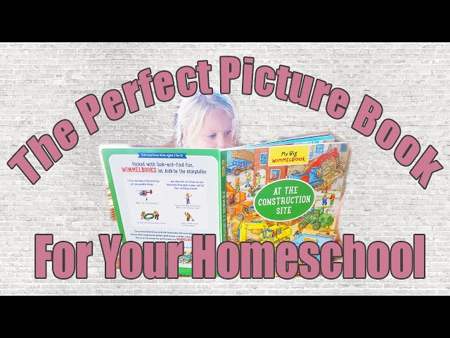 PERFECT PICTURE BOOK FOR YOUR HOMESCHOOL   Wimmelbooks : Book of Abundance