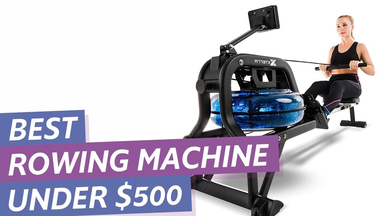 Best Rowing Machine Under $500: Top 5 Best Budget Rowing ...
