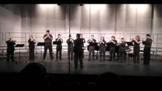 NWMSU Trumpet Ensemble - Ave Maria Thumbnail