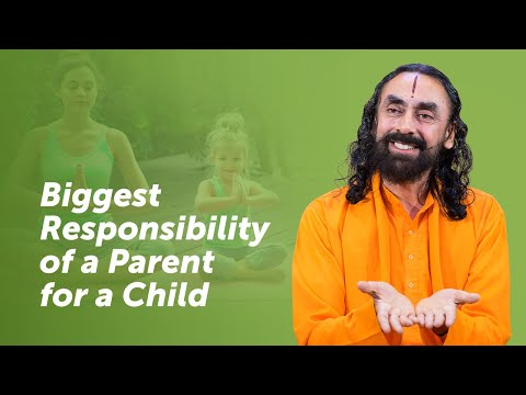 The Biggest Role of a Parent in Raising a Successful Kid is this | Swamiji's Interview Radio Caravan
