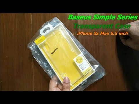 apple-iphone-xs-max-baseus-simple-series-transparent-tpu-back-case