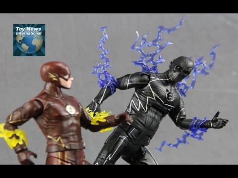 "DC Comics Multiverse 6"" (King Shark Wave) Flash TV Series Zoom Figure Review"
