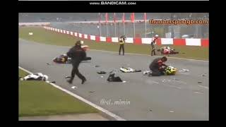 deadly bike accident in race