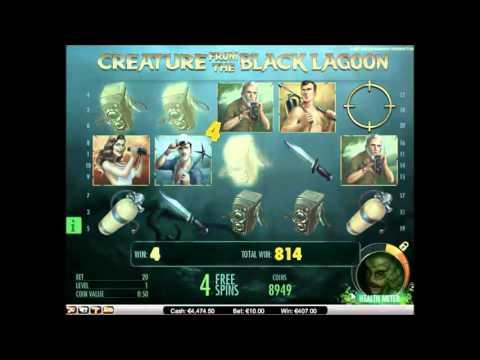 Creature from the Black Lagoon Slot Machine Online ᐈ NetEnt™ Casino Slots