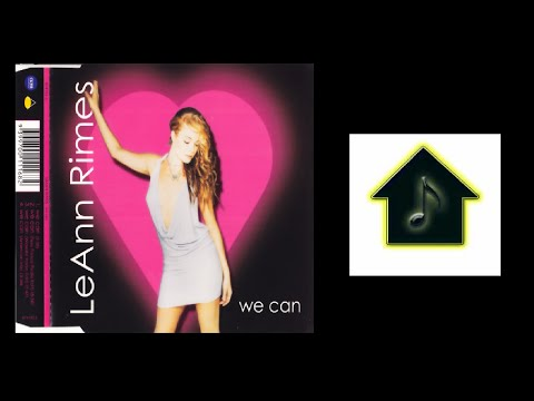 LeAnn Rimes - We Can (Widelife Extended Club)