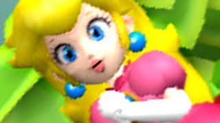 PLAYING AS PEACH & DAISY in Newer Super Mario Bros Wii (Mod)