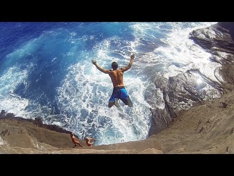 Destination Hawaii - Our First Month With GoPro HERO