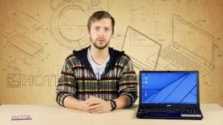Экспресс-обзор ноутбука Acer Aspire E15 E5-551G-F63G