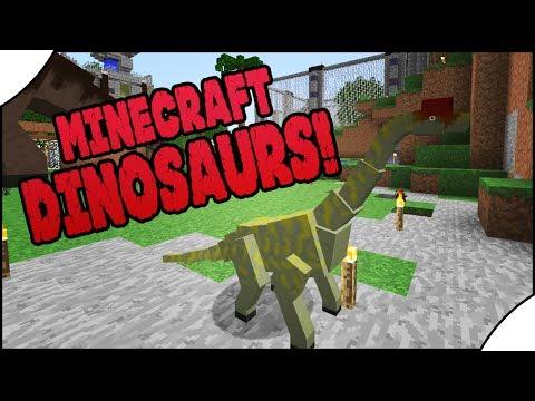 Minecraft Dinosaurs!    471    Brachiosaur Baby!