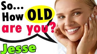When a Girl Asks 'How Old Are You?' – How to Answer Her Back