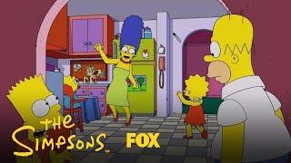 Bart & Homer Bond Together | Season 29 Ep. 2 | THE SIMPSONS