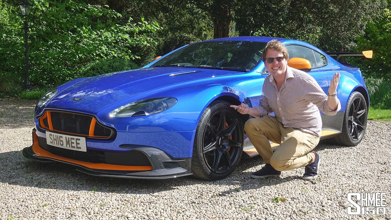 This Is How Much My Aston Martin Vantage Gt8 Costs To Own Youtube