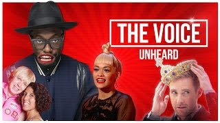 EXCLUSIVE: The Voice Unheard (Blind Auditions 2 round up) - The Voice UK 2015 – BBC One