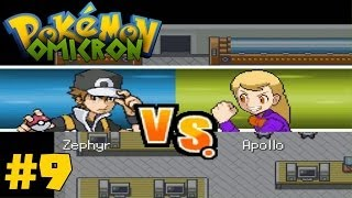 Pokemon Omicron LP Episode 9 | VS Olympus Commander Apollo!