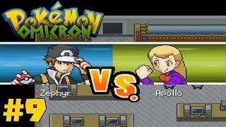 Pokemon Omicron LP Episode 9   VS Olympus Commander Apollo!