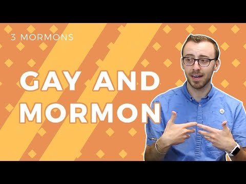 What It's Like To Be Gay And Mormon