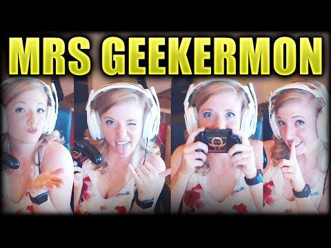 Don't Tell Geekermon...