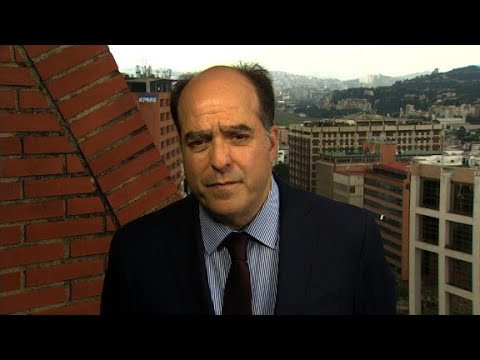 Borges: Caracas arrests are 'anti-democratic'