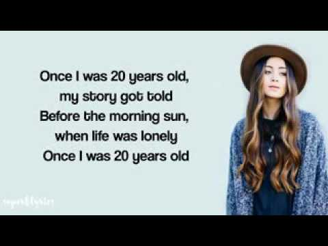 Jasmine Thompson   7 Years Lyrics Lukas Graham 1
