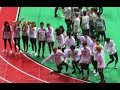FANCAM 180820 TWICE & Stray Kids + ONCE & STAY 합동응원