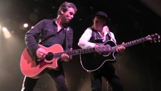 ELLIOTT MURPHY & OLIVIER DURAND -  TAKE YOUR LOVE AWAY @ HERK-DE-STAD - 09/10/15
