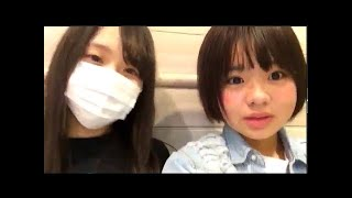 ゲスト:宮里莉羅. SHOWROOM 宮里莉羅さん、 本田仁美さん.