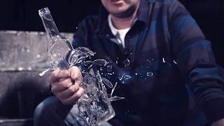 EXперименты. Стекло(Как песок становится стеклом. Можно ли разбить настоящую бутылку о голову. Почему наши глаза не способны..., 2015-11-19T18:00:00.000Z)