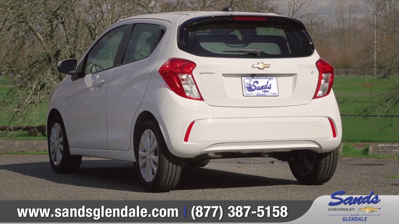 2017 chevy spark sands chevrolet in glendale az youtube. Cars Review. Best American Auto & Cars Review